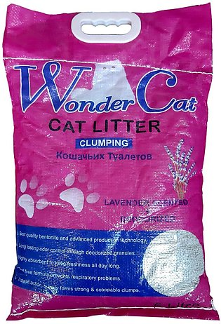 Wonder Cat Litter Lavender Perfume