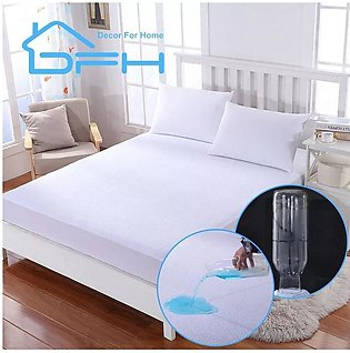 Waterproof Mattress Fitted Cover