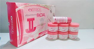 Jessica Ultra Whitening Facial Kit (Imported)