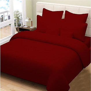 Beddys Studio Solid Colour 8 Comforter Cover Set BS 1026