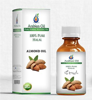 Bitter Almond Oil - Badam Talkh 100% Natural and Pure