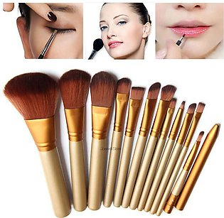 Professional Makeup Brushes Set / Makeup Brushes Kit / 12 Makeup Brushes  Pack …