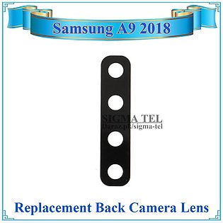 Samsung A9 2018 Replacement Back Camera Lens Glass For Galaxy A9 2018