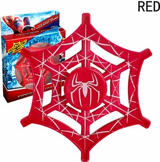 Fancyqube The Avengers Spider Man Fidget Hand Spinner Shield Toy EDC Focus ADHD…