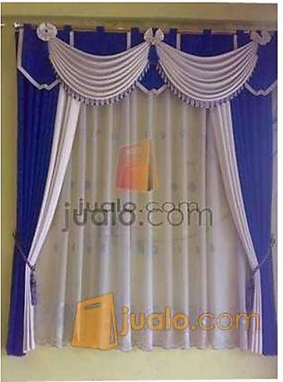 .  Fancy Cotton Satin Curtain For Home/Office 10