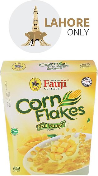 Fauji Cereals Corn Flakes with Mango Puree 250g