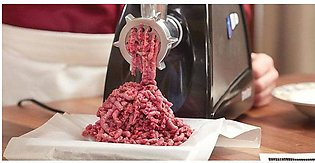 Commercial 2000W Electric Meat Mincer & Mincer With Vegetable Cutters