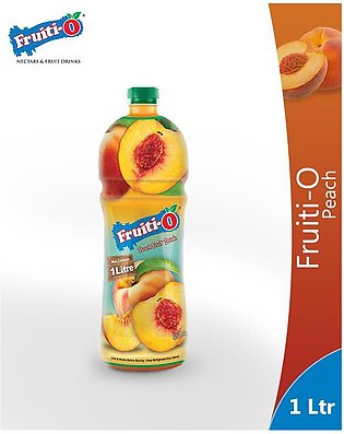 Fruiti-O Peach Juice 1 liter