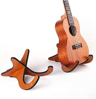 Violin and ukulele wooden Stand
