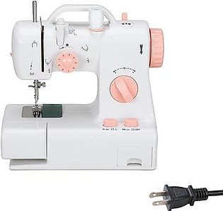 Mini Household Sewing Machine Multifunctional Stitching Machinery with Lamp Cutter High Quality Parts
