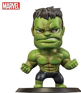 Marvel Avengers Endgame Green Hulk Action Figure Collectible Car Decoration Bobble Head Doll 5.5 Inches