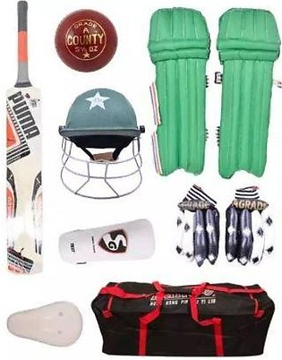 Cricket Kit For 9-14 Year Kids pack of 8