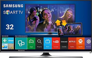 Samsung LED TV 32 Inch, Smart Android, Wifi Youtube Miracast Screen Mirroring...