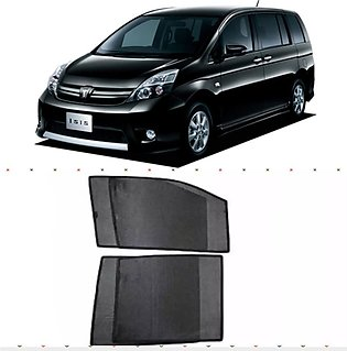 Side Window Curtains 4Pc For Toyota Isis Fix Blinds