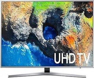 "Samsung 55"" UHD 4K Smart LED TV Series 7 with brand warranty - 55NU7100 - Black"