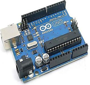 Arduino UNO R3 DIP with USB Cable - ATMega328p Micro