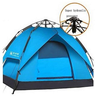 Outdoor High Quality Automatic Camping Tents - 3-4 Persons