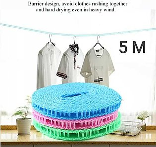Clothesline Laundry Non-slip Washing Clothes Line Rope