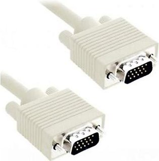 VGA Cable Male To Male - 10m