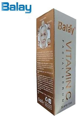 NEW BALLAY Vitamin C Facial Serum 30ml