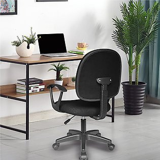With armrestsOffice Chairs Compact office chair home study work chair