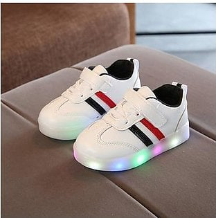 Children's Lighting Shoes Girls Casual Boys LED Flashing Shoes
