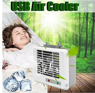 【Best Discounts】Mini Portable Air Conditioner Conditioning Humidifier Purifier Desktop Arctic Air Cooler Fan For Home Office