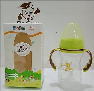 Dr. Gym Baby Feeder 240ml Green
