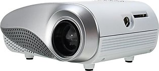 【Special Offer】US Mini Portable 1080P 3D HD LED Projector Multimedia Home The...