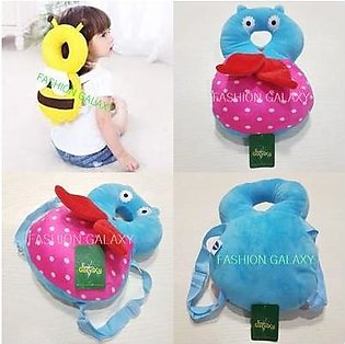 Baby Head Protection Pillow In Blue Color By Fashion Galaxy