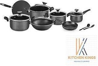 Sonex Classic Gift Pack-Non Stick-Set of 14 Pcs cookware