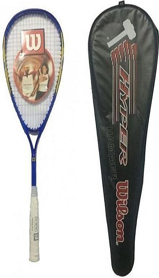 Squash Racket with Cover Wilson