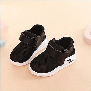 M Breathable Mesh Children Shoes for Boys Girls Lightweight Casual Sports Shoes