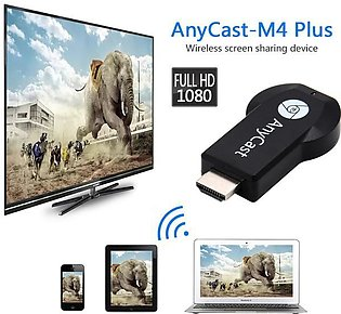 AnyCast M4 Plus Wireless WiFi Display Dongle Receiver 1080P HDMI