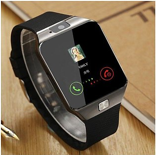 Bluetooth Mobile Smart Watch .