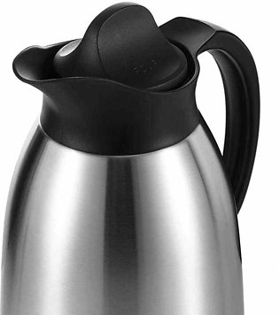 2 Litres Hot Sale Stainless Steel Jug Vacuum Coffee Pot With Handle Insulated S…