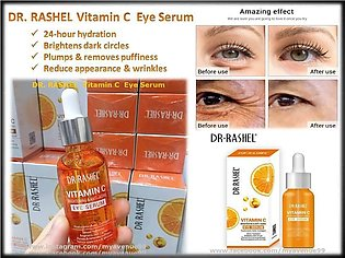 DR.RASHEL Brightening Vitamin C Eye Serum 30ML