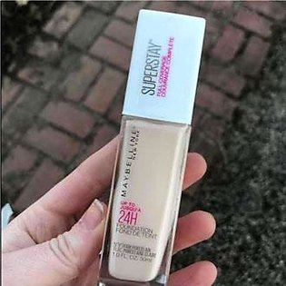 MAYBELLINE NEW YORK 24HR SUPERSTAY FULL COVERAGE FOUNDATION