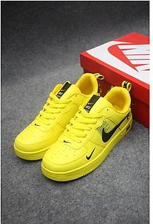 Spring Yellow Shoes Men Casual Shoes Male Sneakers Cool Street Men Shoes Brand Man Footwear S323