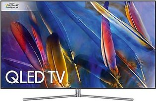 Samsung LED TV 4K Smart Flat QLED 55Q7F 55 Inch Official Warranty