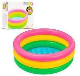 Swimming Pool For Kids 57107 - 2Ft - Multicolor