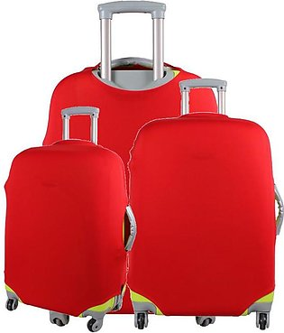 【Special Offer】 Colorful Luggage Travel Protector Suitcase Cover Trolley Suit...