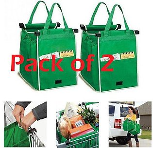 PACK OF 2 Bags Shopping Bags Shopping Bags Grab Bag