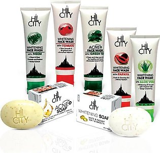 Hil City Thailand Whitening Face Wash (Neem) 100ml