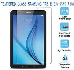 Samsung T560 Tab & T561 Tab E 9.6 inch glass - Tempered Glass