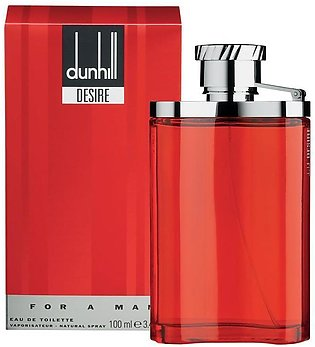 Dunhil Desire Red perfume for men - 100ml