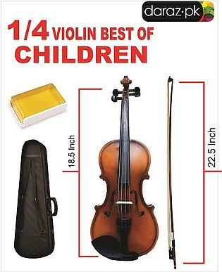 Violin Size 1/4 Best for children