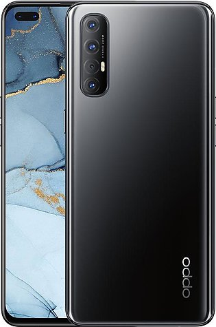 OPPO Reno 3 Pro SUPER AMOLED 44MP Dual Punch-Hole Cam 64 MP Zoom Quad Cam 8-Gb …