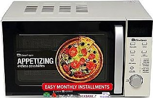 Dawlance Grill Microwave Oven 20 Ltr DW-298G (White)