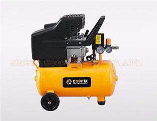 Coofix Air Compressor 50L ( Pure 100% Copper winding- Can be used for Paint GGun- Tyre Inflators- multipurpose- high Quality)